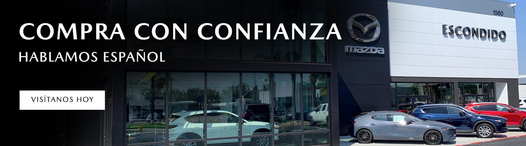 Compra con Confianza, Hablamos Español