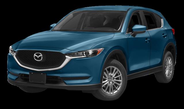 2019 mazda cx-5 blue model