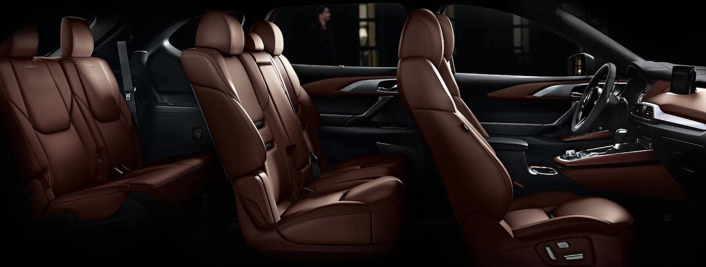 2019 mazda cx-9 leather interior