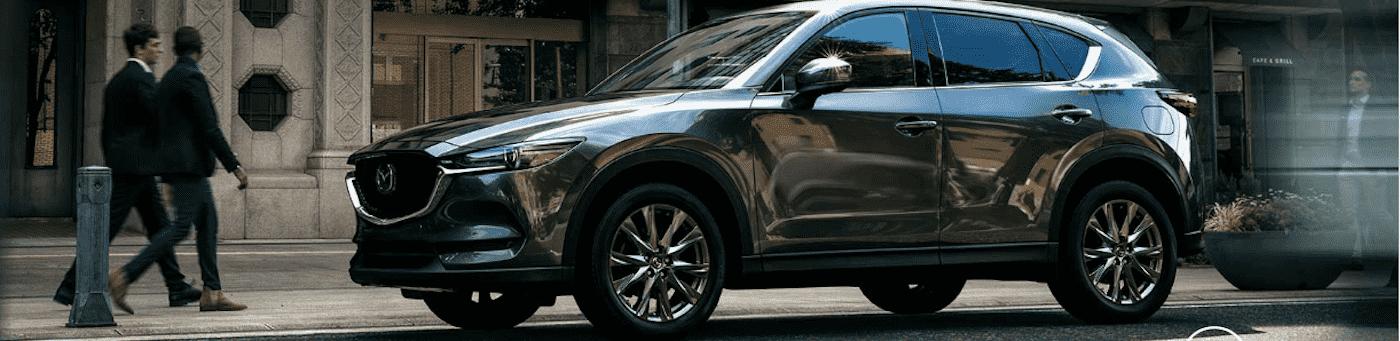 Black Mazda CX-5