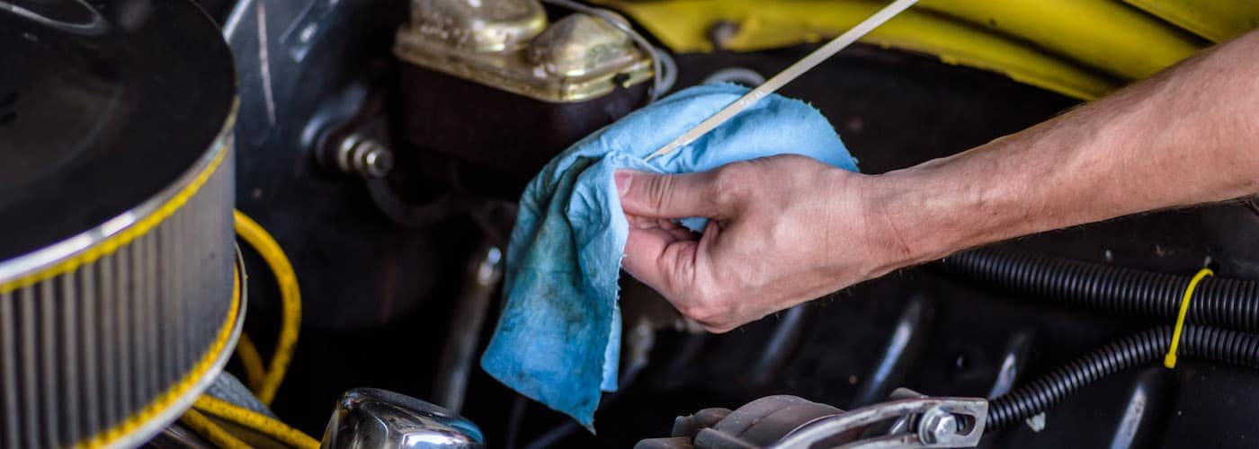 how to check your transmission fluid