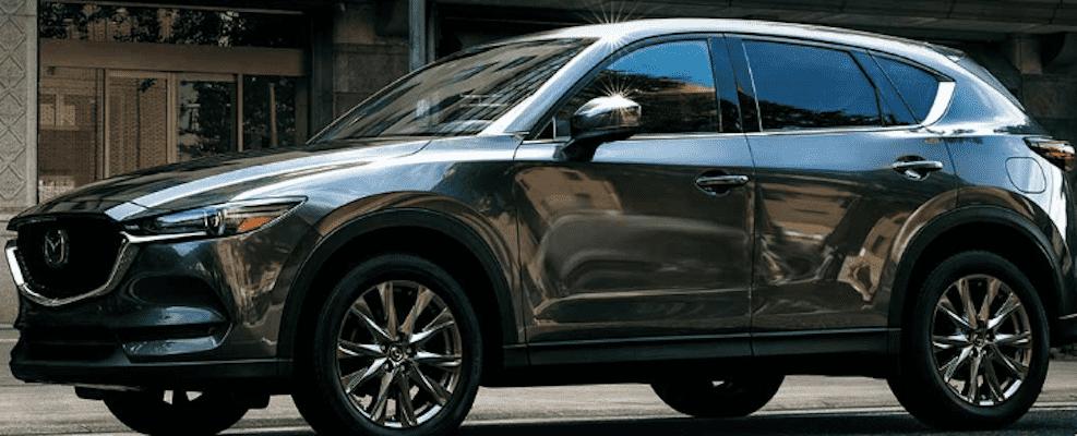 Dark Gray 2019 Mazda CX-5