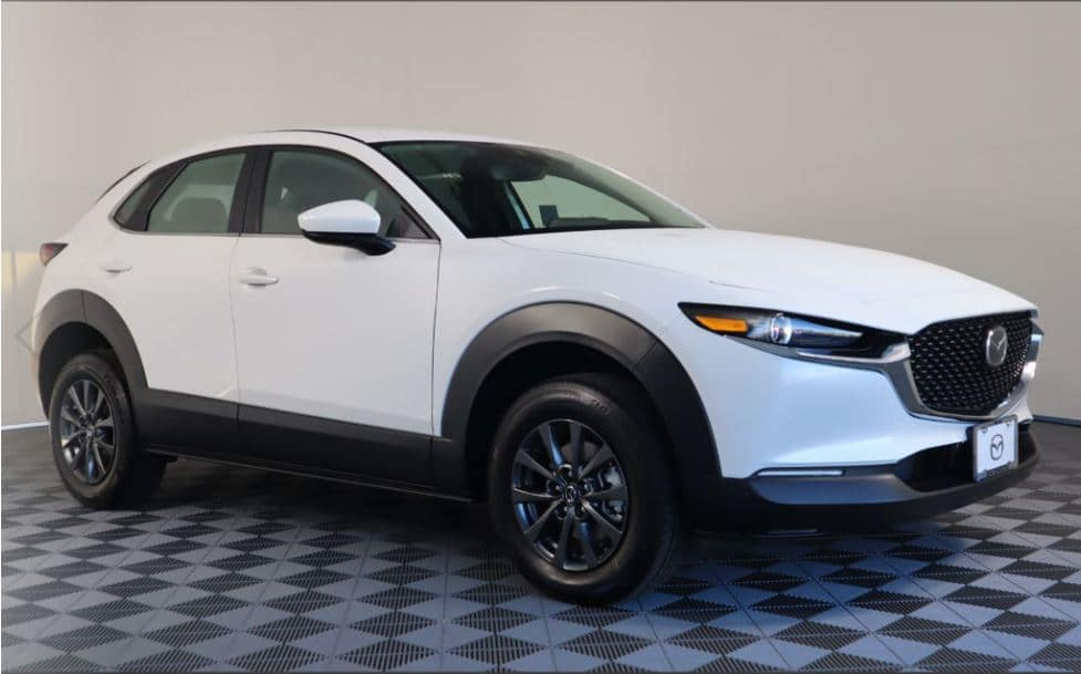 Lease an All New 2020 Mazda CX-30