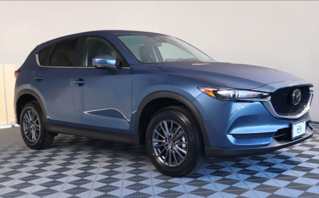 Lease a 2020 Mazda CX-5 Touring