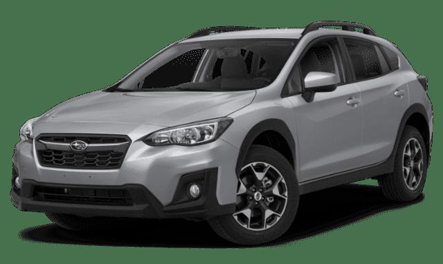 Silver 2019 Subaru Crosstrek