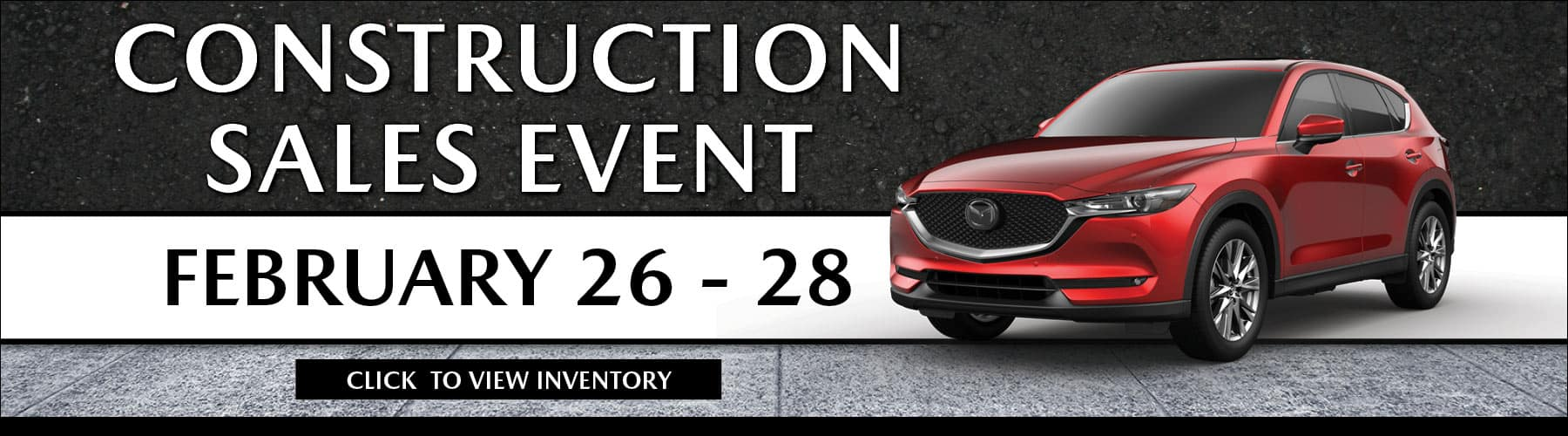 Construction Sales Event