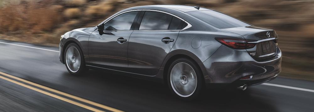 Silver 2021 Mazda6