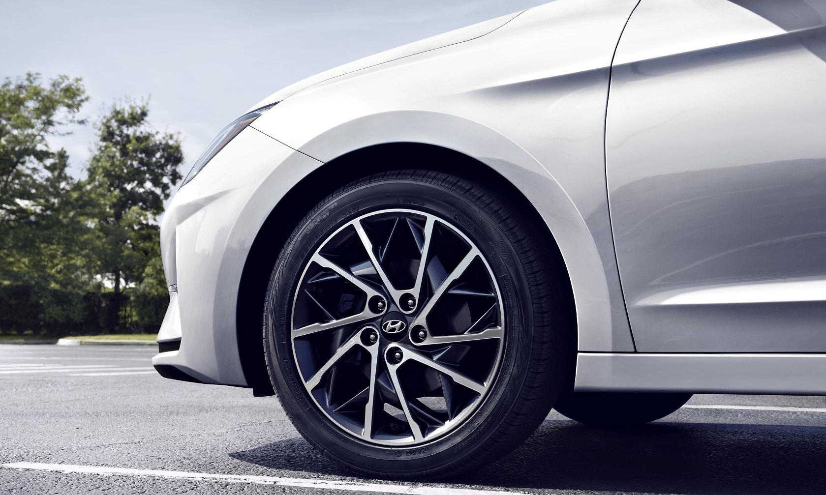 Hyundai Elantra Engine Specs