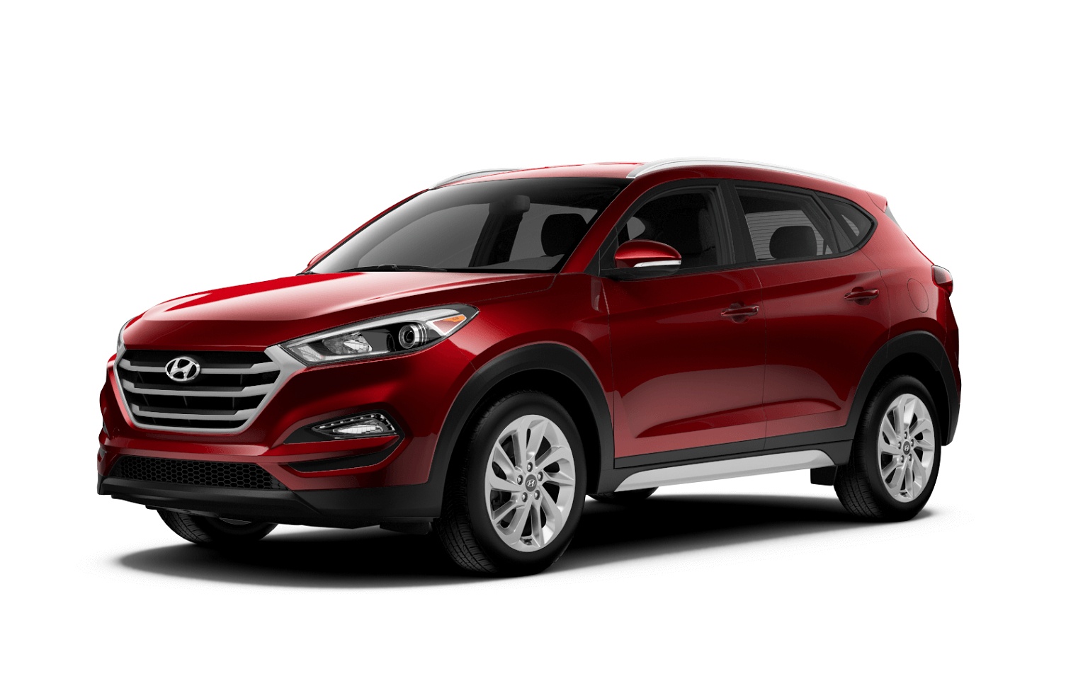 2019 Hyundai Tucson SEL Gemstone Red