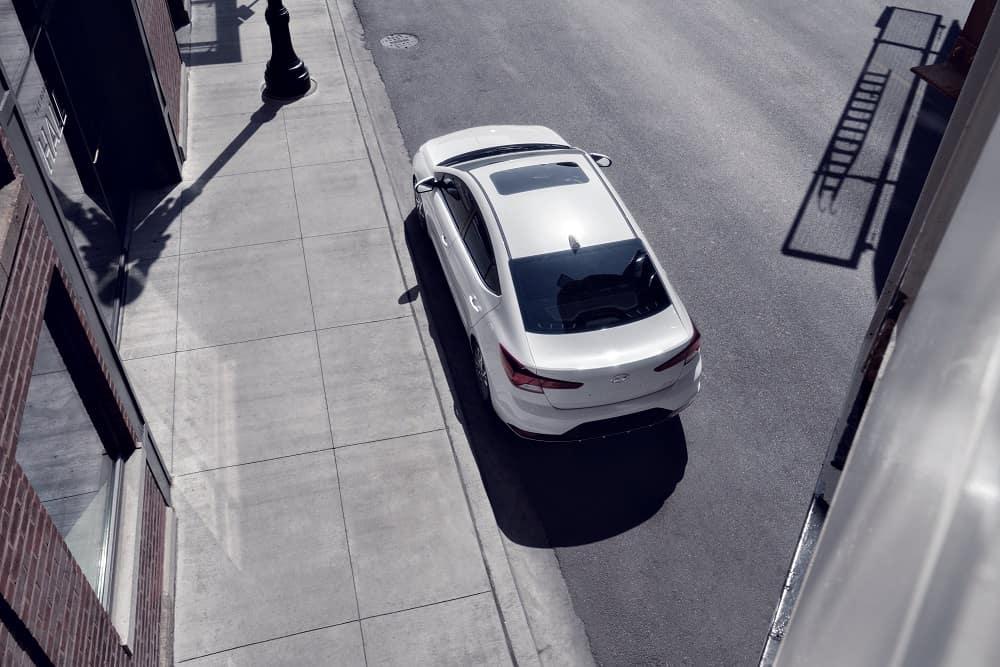 Hyundai Elantra Inventory