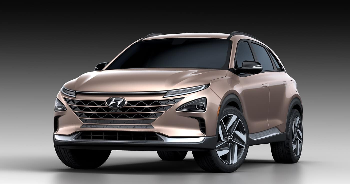 Hyundai Nexo for Sale
