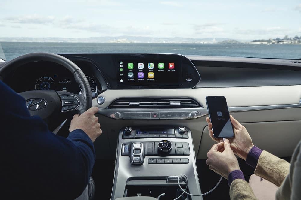Hyundai Palisade Technology