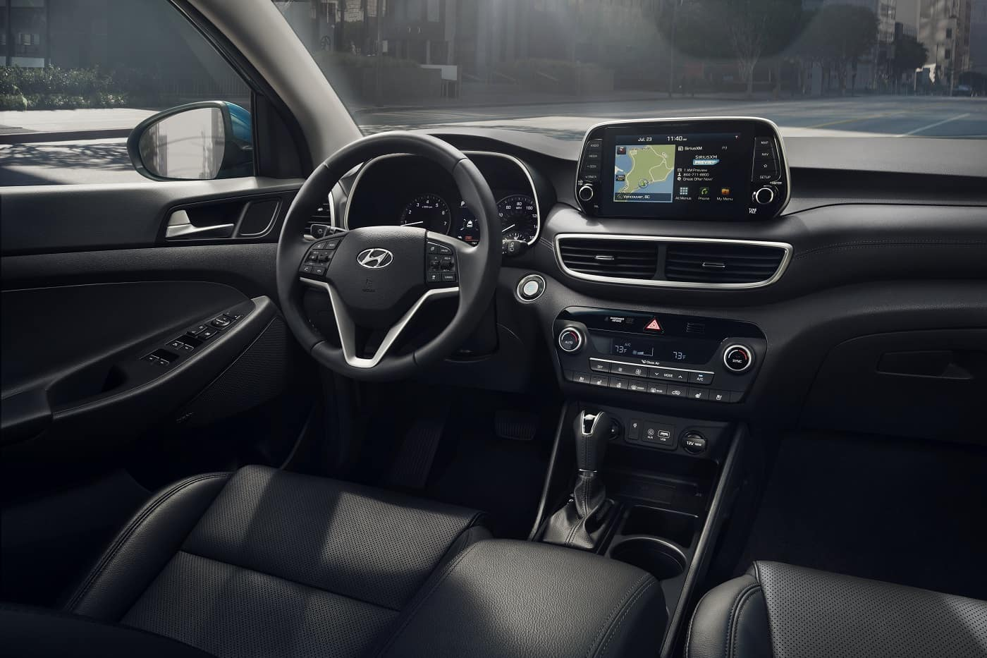 Hyundai Tucson Technology