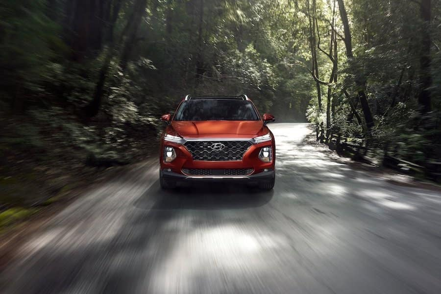 Hyundai Santa Fe Performance vs Ford Edge