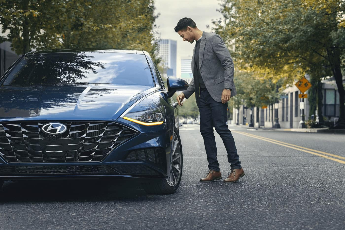 Hyundai Sonata Reviews | McDonald Hyundai