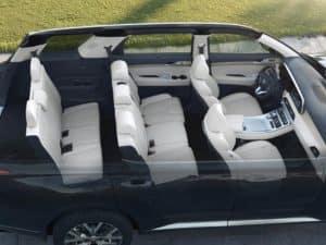 Hyundai Palisade SEL Interior