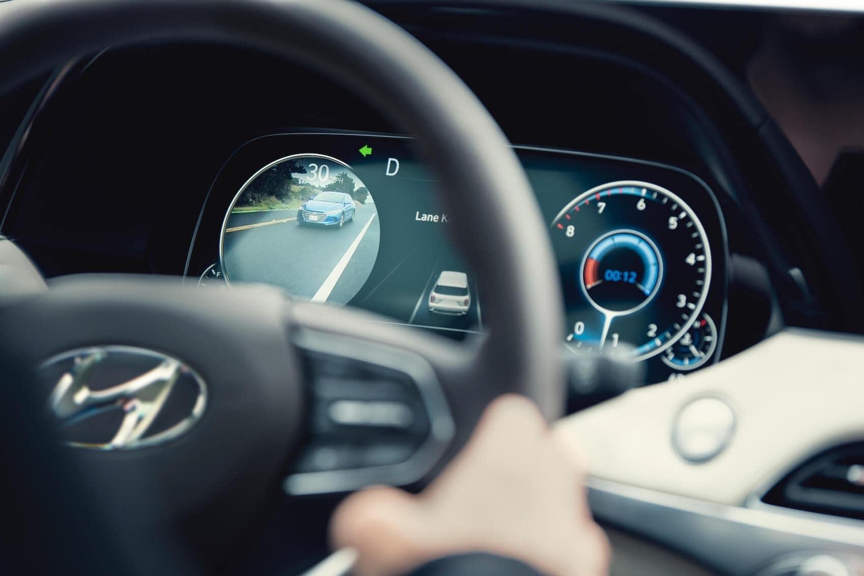 Hyundai Palisade Driver Assist