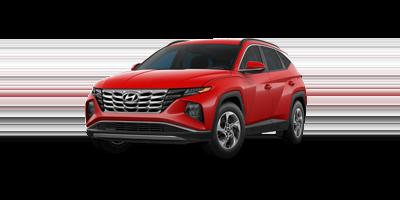 New 2022 Hyundai Tucson SE AWD