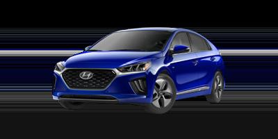New 2021 Hyundai Ioniq Hybrid Blue FWD