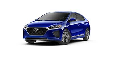 2022 Hyundai Ioniq Hybrid Blue FWD