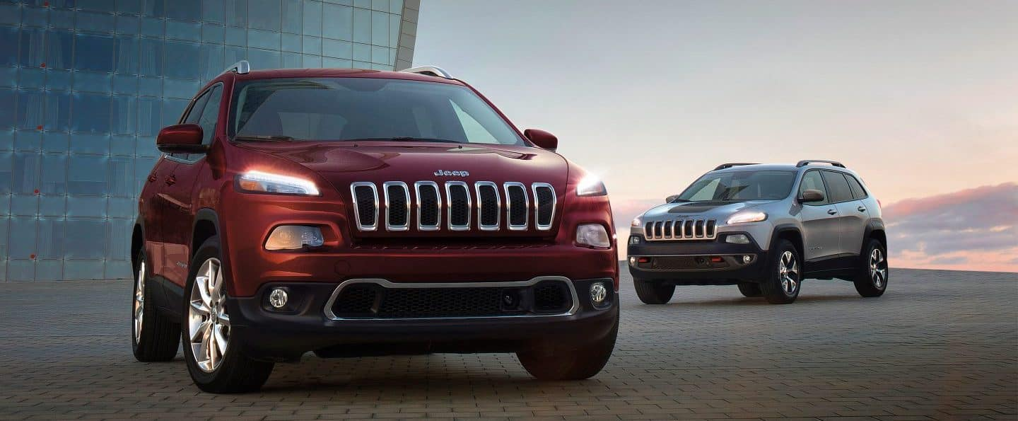 2018 Jeep Cherokee Trims in South Haven, MI