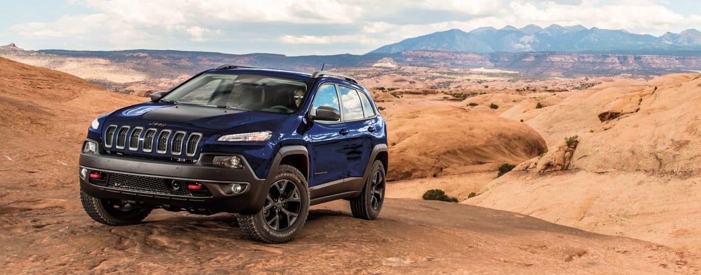 Test Drive a 2018 Jeep Cherokee in South Haven, MI Today!