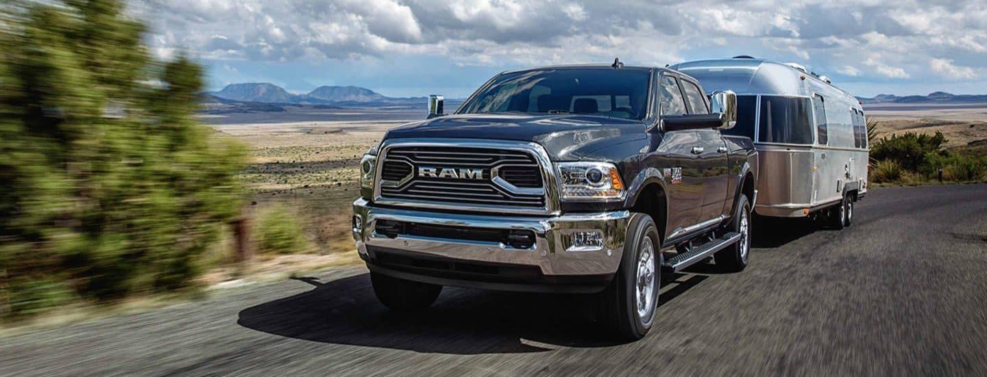 Test Drive a 2018 Ram 2500 in South Haven, MI Today!