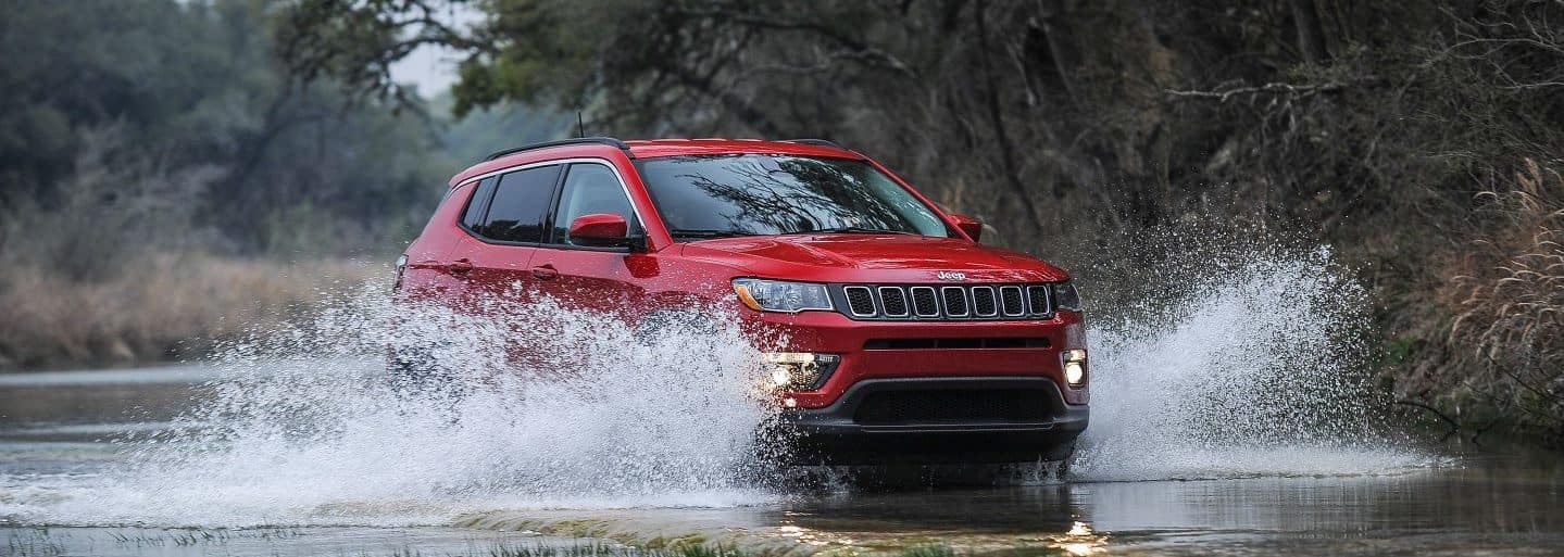The Best Jeep SUVs for Camping | Benton Harbor, MI
