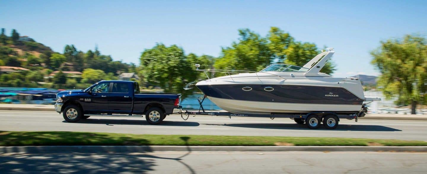 Top vehicles for towing a boat near benton Harbor, MI