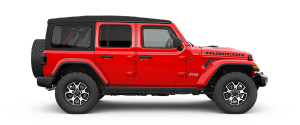 All-New Jeep Wrangler JL