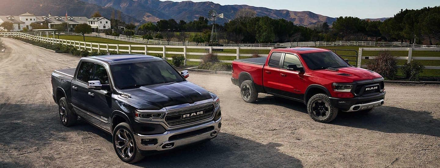 2019 Ram 1500 Trim Levels in Benton Harbor, MI