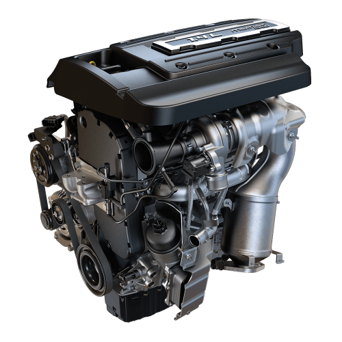 1.4L Turbocharged MultiAir® I4 engine