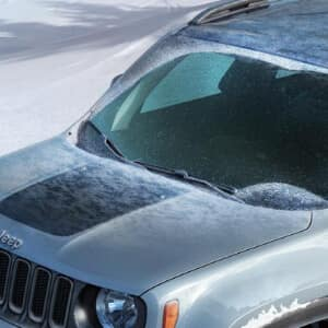 Jeep Renegade Cold Weather Group