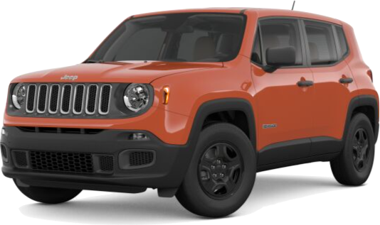 2018 Jeep Renegade Lease Offers for July 2018