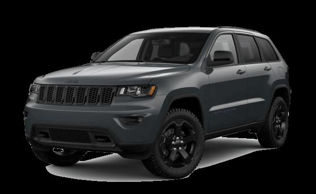 2018 Jeep Grand Cherokee Model Differences Near Benton Harbor, MI