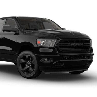 Ram 1500 Black Appearance Package