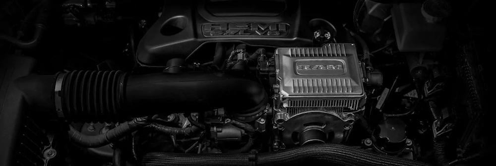 2019 All-New RAM 1500 Engine Options