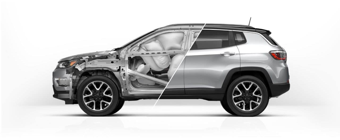 2019 Jeep Compass Safety Features