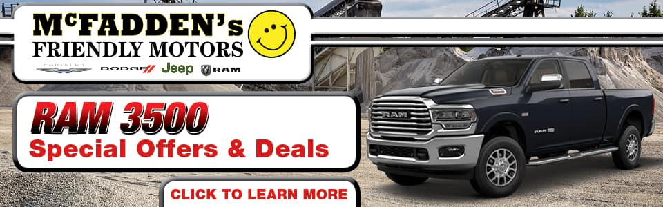 2019 Ram 3500 Special Offers & Local Deals