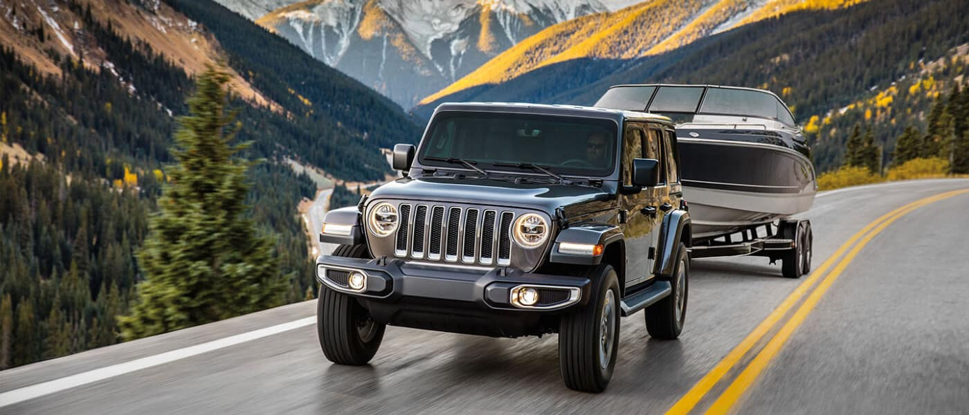 2020 Jeep Wrangler Engine Options Towing Capacity 3 6l Vs 3 0l Vs 2 0l