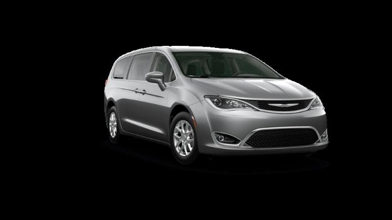 2020 Chrysler Pacifica Touring - Billet Silver Metallic