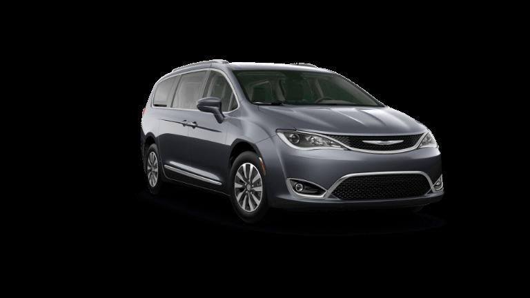 2020 Chrysler Pacifica Touring L Plus - Steel Metallic