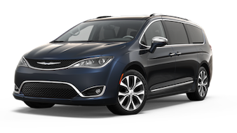 2020 Chrysler Pacifica Limited  - Jazz Blue