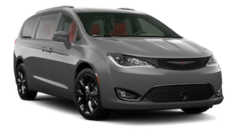 2020 Chrysler Pacifica Red S Edition - Ceremaic Grey