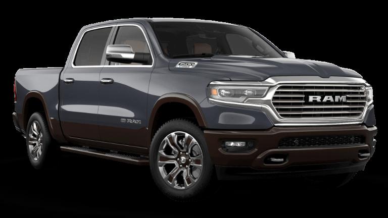 2021 Ram 1500 Limited Longhorn - Maximum Silver Walnut Brown