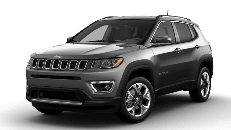 2021 Jeep Compass Limited - Billet Silver