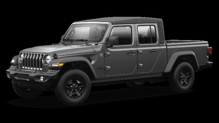 2021 Jeep Gladiator Sport Granite Crystal Metallic