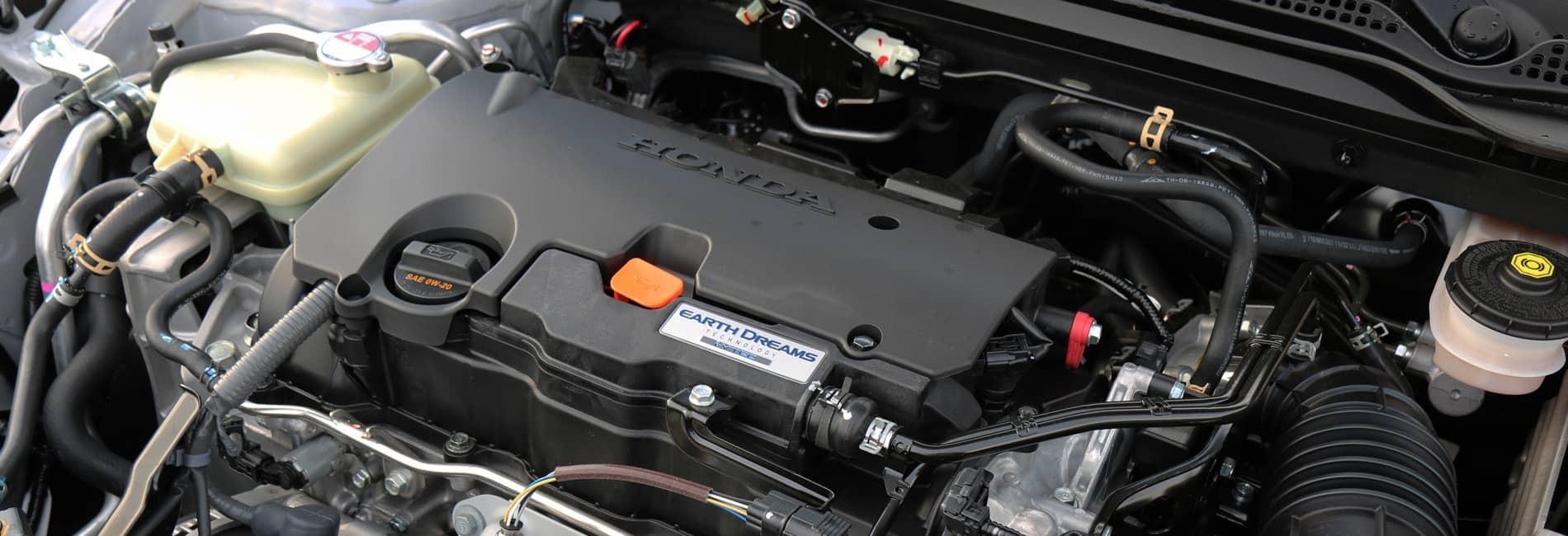 Honda-Engine