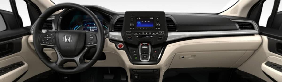 2021 Honda Odyssey Interior