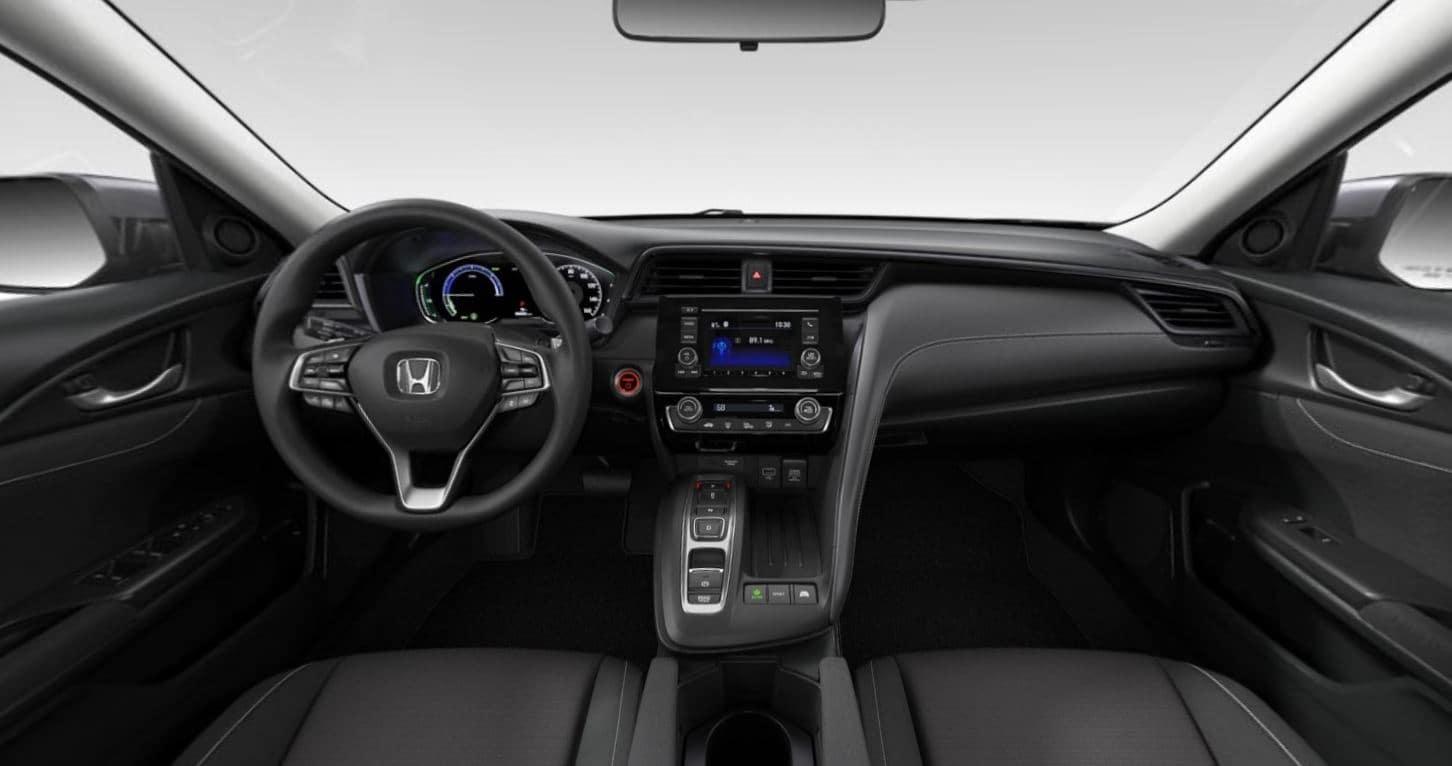 2021 Honda Insight Interior
